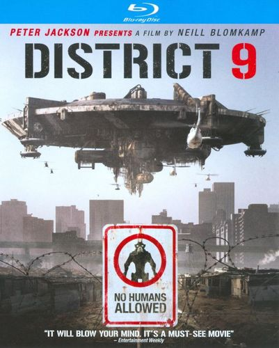 District 9 [Blu-ray] [2009] 9640876
