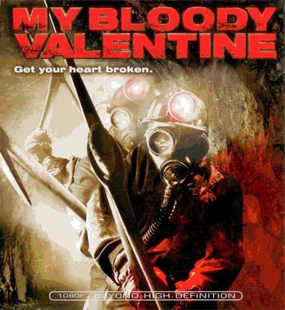 My Bloody Valentine [Blu-ray] [2009] 9643096