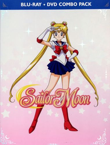 Sailor Moon: Season 1 - Set 1 [Limited Edition] [6 Discs] [Blu-ray/DVD] 9643207