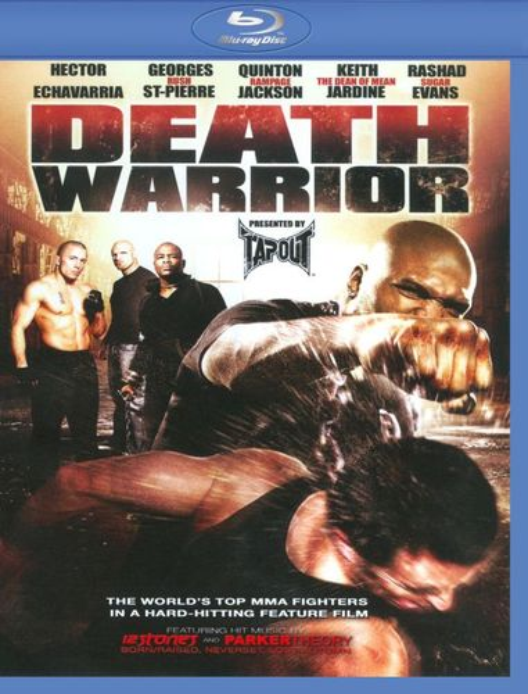 Death Warrior [Blu-ray] [2008] 9651114