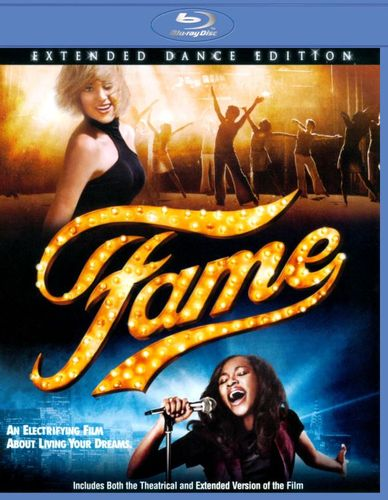 Fame [Extended Dance Edition] [2 Discs] [Includes Digital Copy] [Blu-ray] [2009] 9651423