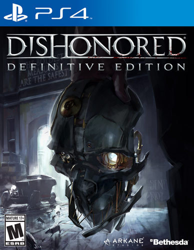 Dishonored: Definitive Edition - PlayStation 4