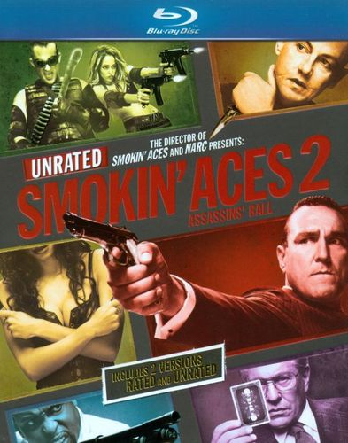 Smokin' Aces 2: Assassins' Ball [Rated/Unrated] [Blu-ray] [2010] 9657758
