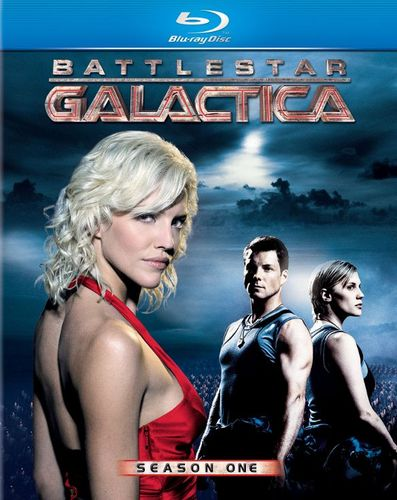 Battlestar Galactica: Season One [4 Discs] [Blu-ray] 9657767