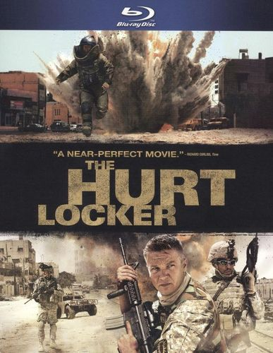 The Hurt Locker [Blu-ray] [2008] 9657803
