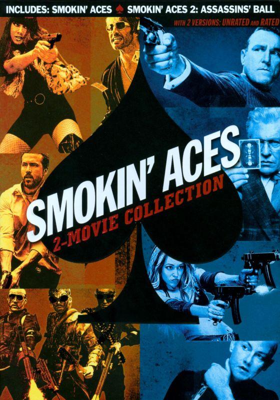 Smokin' Aces Collection [WS] [2 Discs] [DVD] 9657812