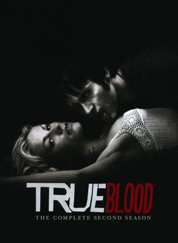 True Blood: The Complete Second Season [5 Discs] [DVD] 9658199