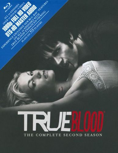 True Blood: The Complete Second Season [5 Discs] [Blu-ray] 9658205