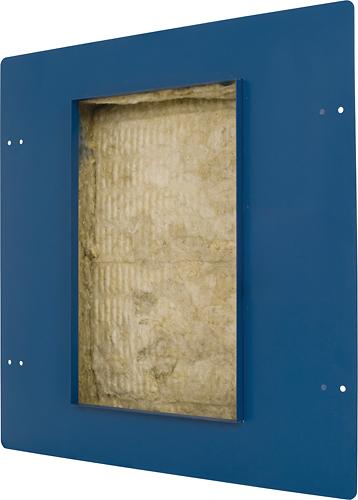 """SpeakerCraft - 7"""" In-Wall Sound Enclosure - Dark Blue"""