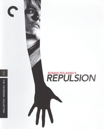 Repulsion [Criterion Collection] [Blu-ray] [1965] 9661306