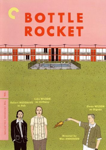 Bottle Rocket [WS] [Criterion Collection] [DVD] [1996] 9670961