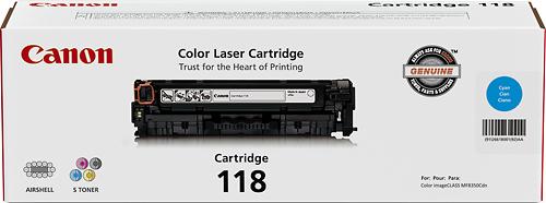 Canon - 118 Toner Cartridge...