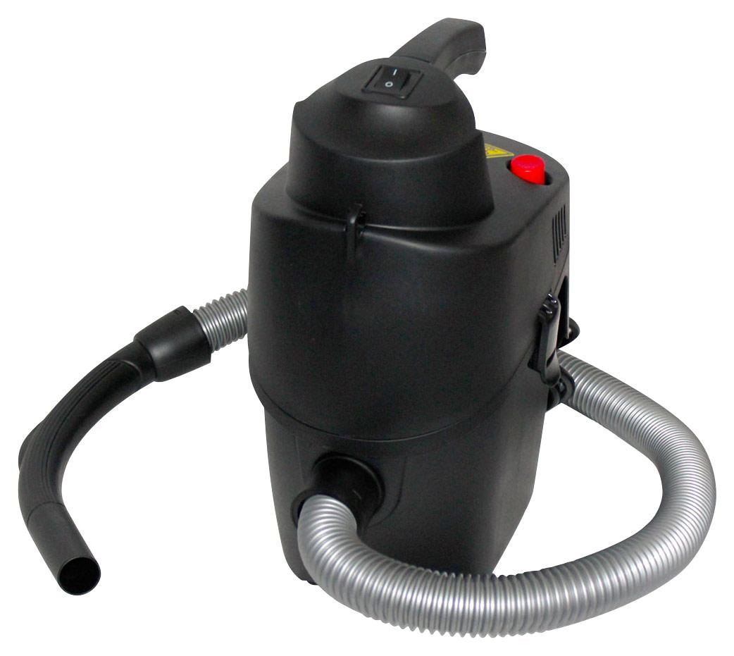 Keystone 1.5 Gal. Indoor/Outdoor Dry Vac Black SMARTVAC