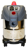 Keystone 6.5-Gal. Wet/Dry Shop Vacuum Stainless Steel FI6565-S