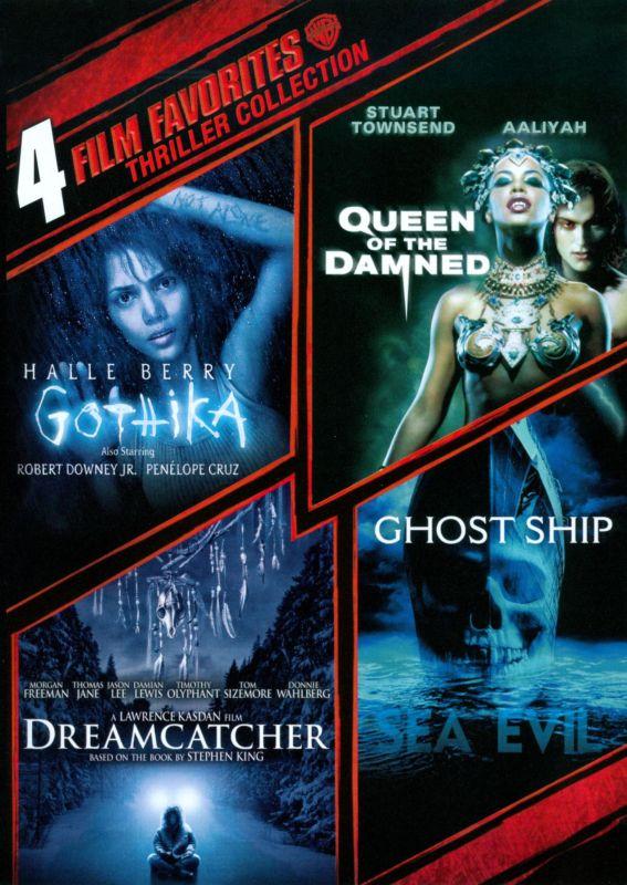 Thriller Collection: 4 Film Favorites [2 Discs] [DVD] 9677585
