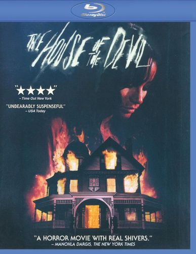 The House of the Devil [Blu-ray] [2009] 9680185