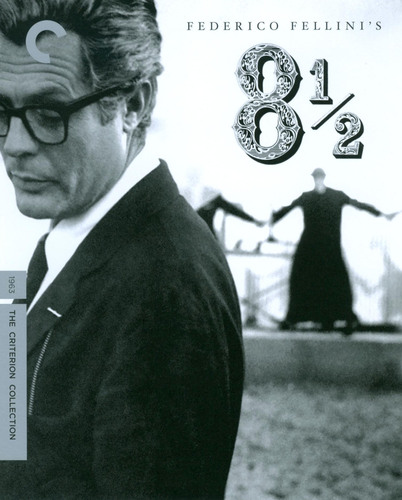 8 1/2 [Criterion Collection] [Blu-ray] 9680291