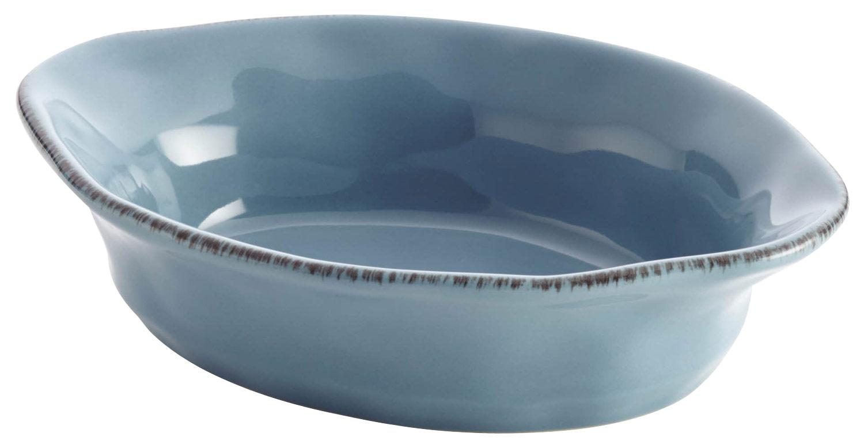 Rachael Ray - Cucina 12-Oz. Oval Au Gratin - Blue Agave 9683522
