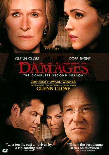 Damages: The Complete Second Season [3 Discs] [DVD] 9686046