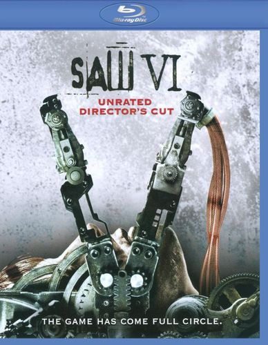 Saw VI [WS] [Unrated] [Blu-ray] [2009] 9694849