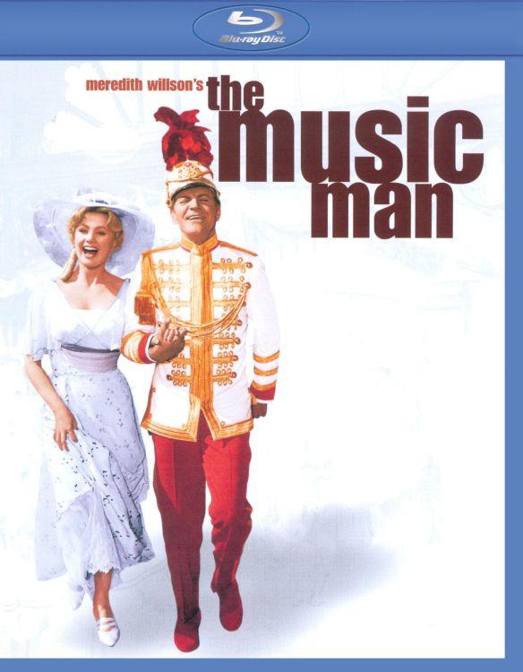 The Music Man [Blu-ray] [1962] 9694912