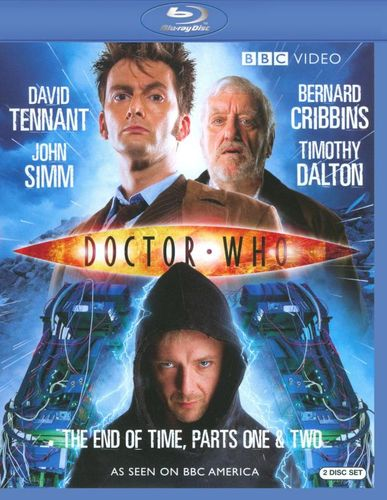 Doctor Who: The End of Time [2 Discs] [Blu-ray] 9695029