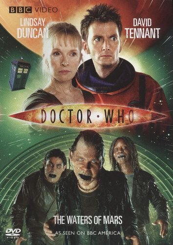 Doctor Who: The Waters of Mars [DVD] [2009] 9695056
