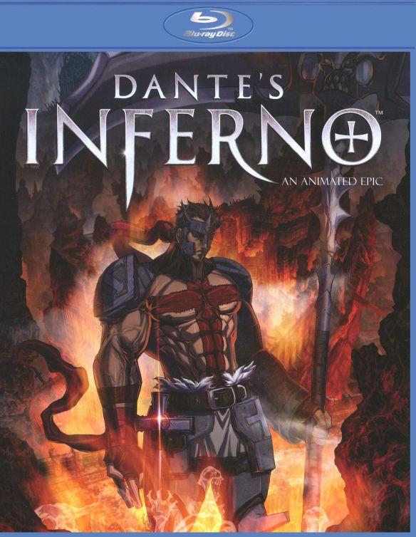 Dante's Inferno [Blu-ray] [2009] 9695162