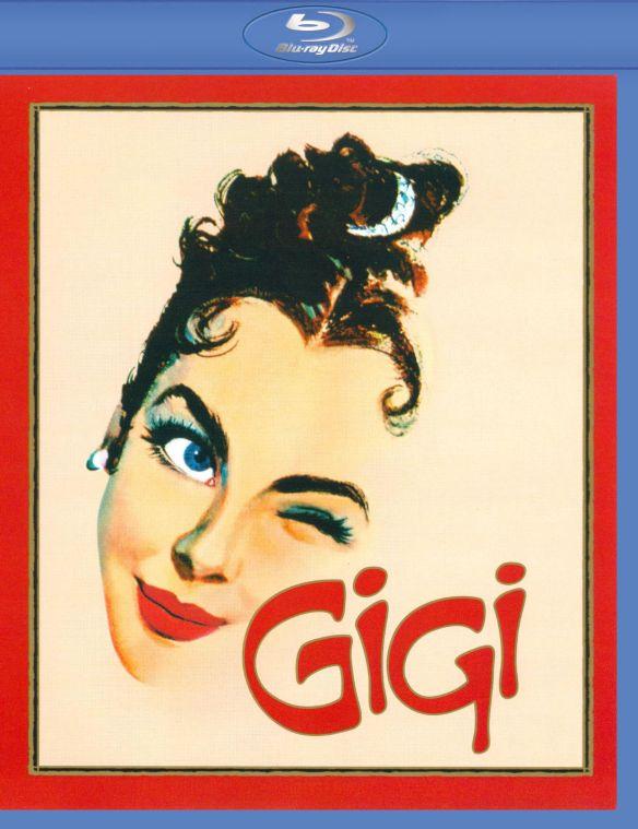 Gigi [Blu-ray] [1958] 9695902
