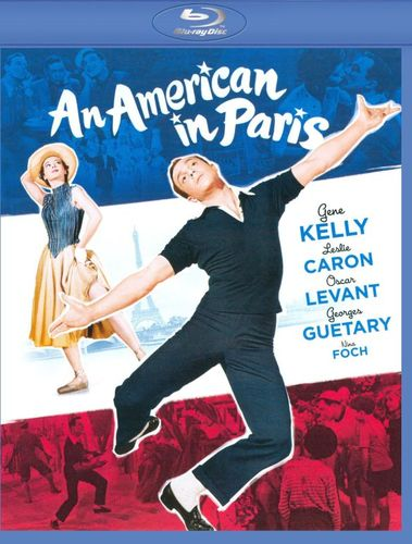 An American in Paris [Blu-ray] [1951] 9695911