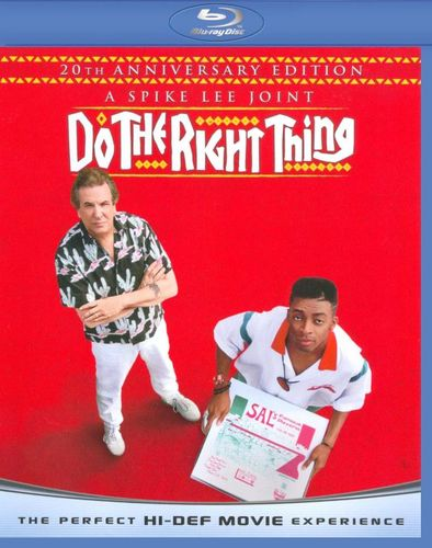 Do the Right Thing [20th Anniversary Edition] [Blu-ray] [1989] 9698099