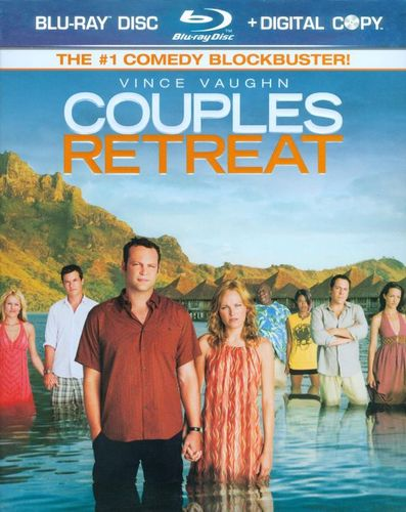 Couples Retreat [Includes Digital Copy] [Blu-ray] [2009] 9700805