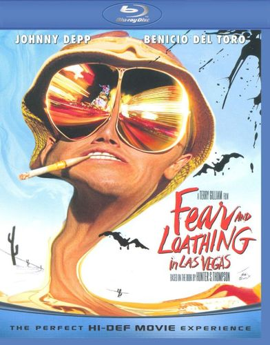 Fear and Loathing in Las Vegas [Blu-ray] [1998] 9700823