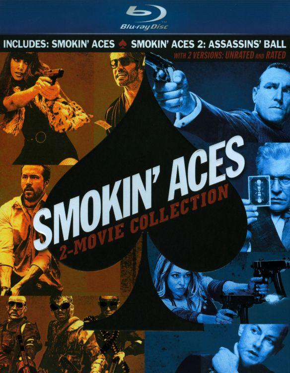 Smokin' Aces [WS]/Smokin' Aces 2: Assassins' Ball [2 Discs] [Blu-ray] 9700832