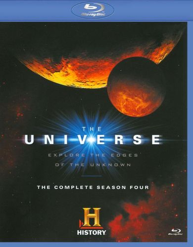 The Universe: The Complete Season Four [3 Discs] [Blu-ray] 9709742