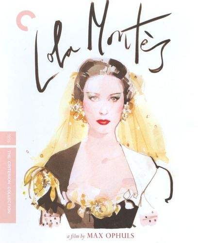 Lola Montes [Criterion Collection] [Blu-ray] [1955] 9709851