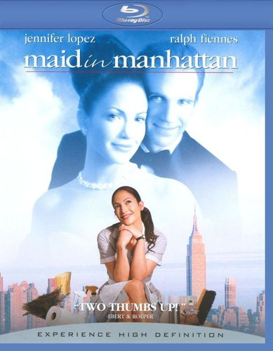 Maid in Manhattan [Blu-ray] [2002] 9711073