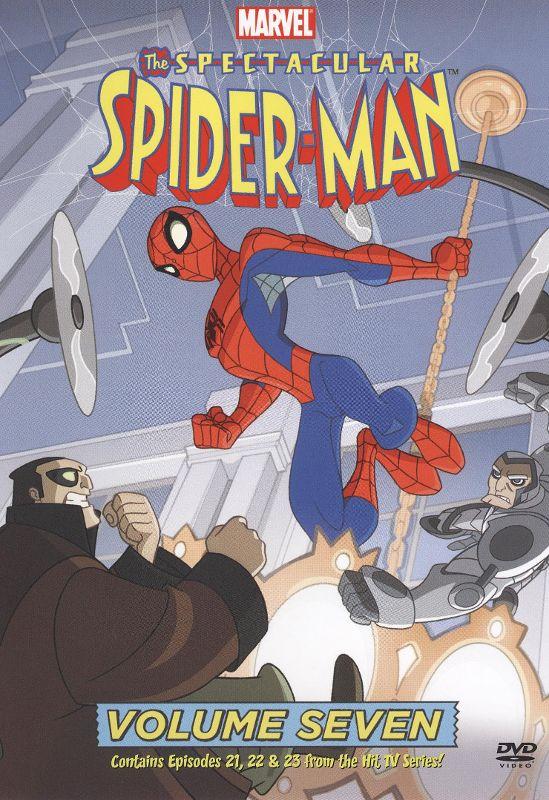 The Spectacular Spider-Man, Vol. 7 [DVD] 9711198