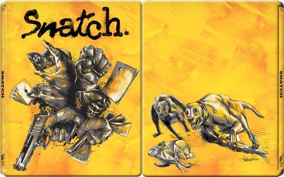 Snatch [Blu-ray] [SteelBook] [Only @ Best Buy] [2000] 9712122