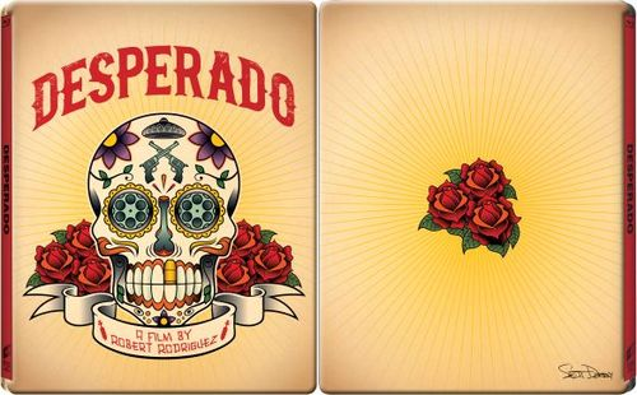 Desperado [Blu-ray] [SteelBook] [Only @ Best Buy] [1995] 9712177