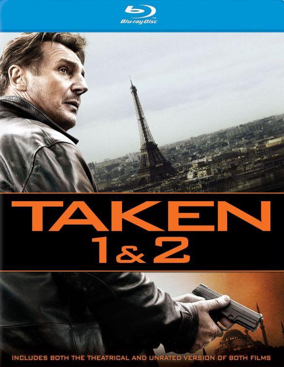 Taken 1 & 2 [2 Discs] [Blu-ray] 9713121