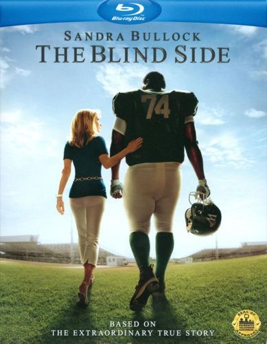 The Blind Side [2 Discs] [Blu-ray] [2009] 9717226