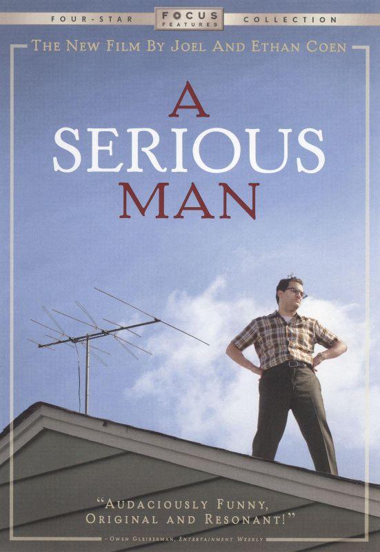 A Serious Man [DVD] [2009] 9724192