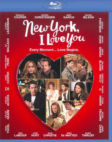 New York, I Love You [Blu-ray] [2008] 9724226