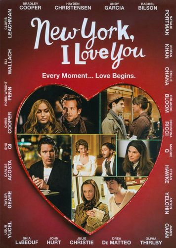 New York, I Love You [DVD] [2008] 9724332