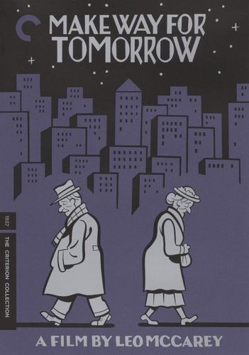 Make Way for Tomorrow [Criterion Collection] [DVD] [1937] 9724387