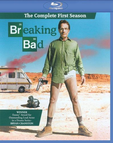 Breaking Bad: The Complete First Season [2 Discs] [Blu-ray] 9729873