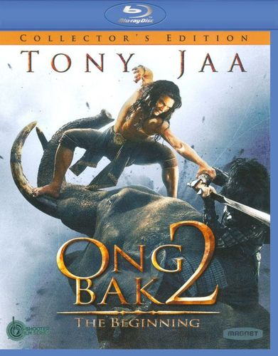 Ong Bak 2: The Beginning [Collector's Edition] [Blu-ray] [2008] 9730023