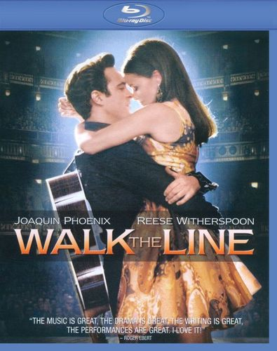 Walk the Line [Blu-ray] [2005] 9730175