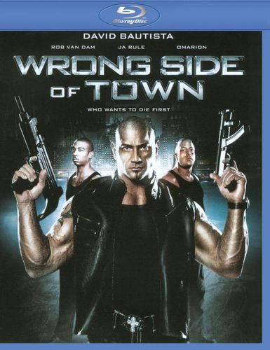 Wrong Side of Town [Blu-ray] [2010] 9730906